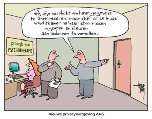 nieuwspsychotherapeutprivacywetgeving