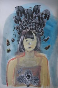 Hayen Effecten van beeldende therapie kunstwerk kader 1