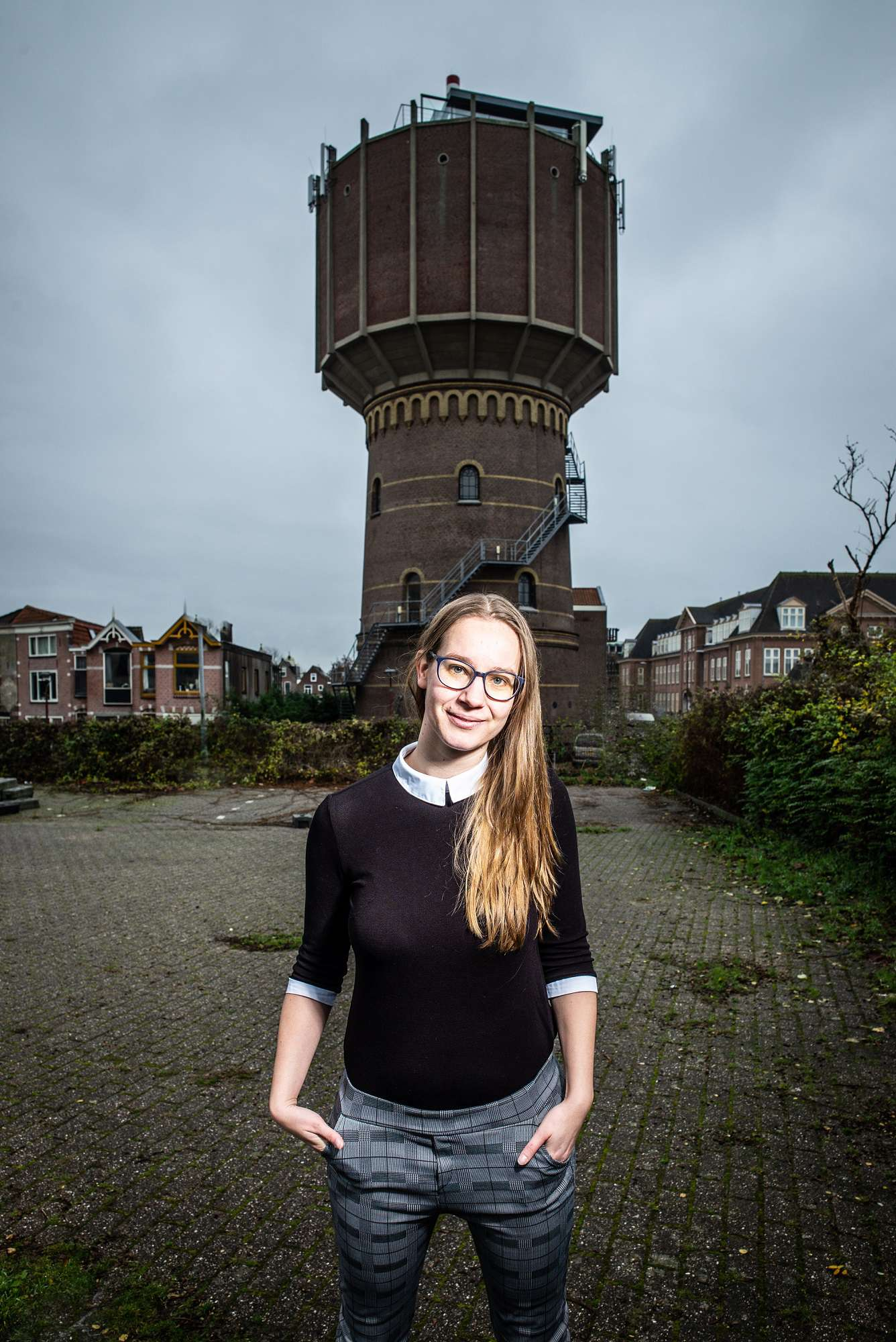 Kim Smeets Peter Valckx Junior watertoren