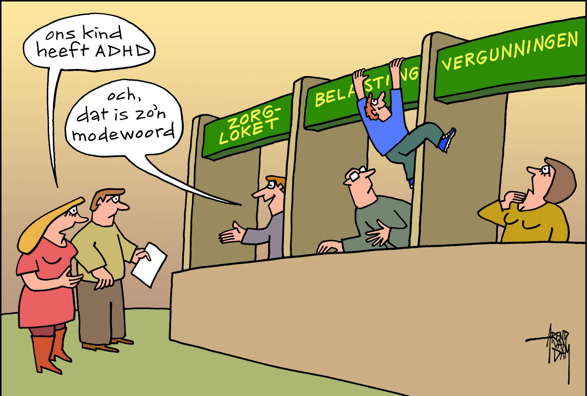 CartoonADHD(ZorgStandaard)