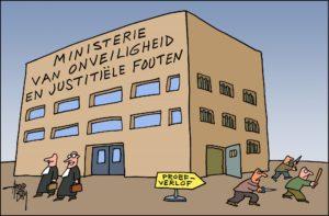 Cartoon arend van dam dure naamsverandering