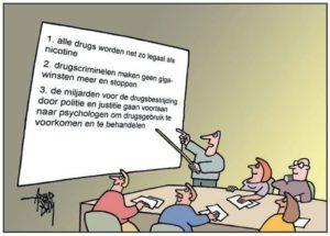 Cartoon arend van dam 2019-11