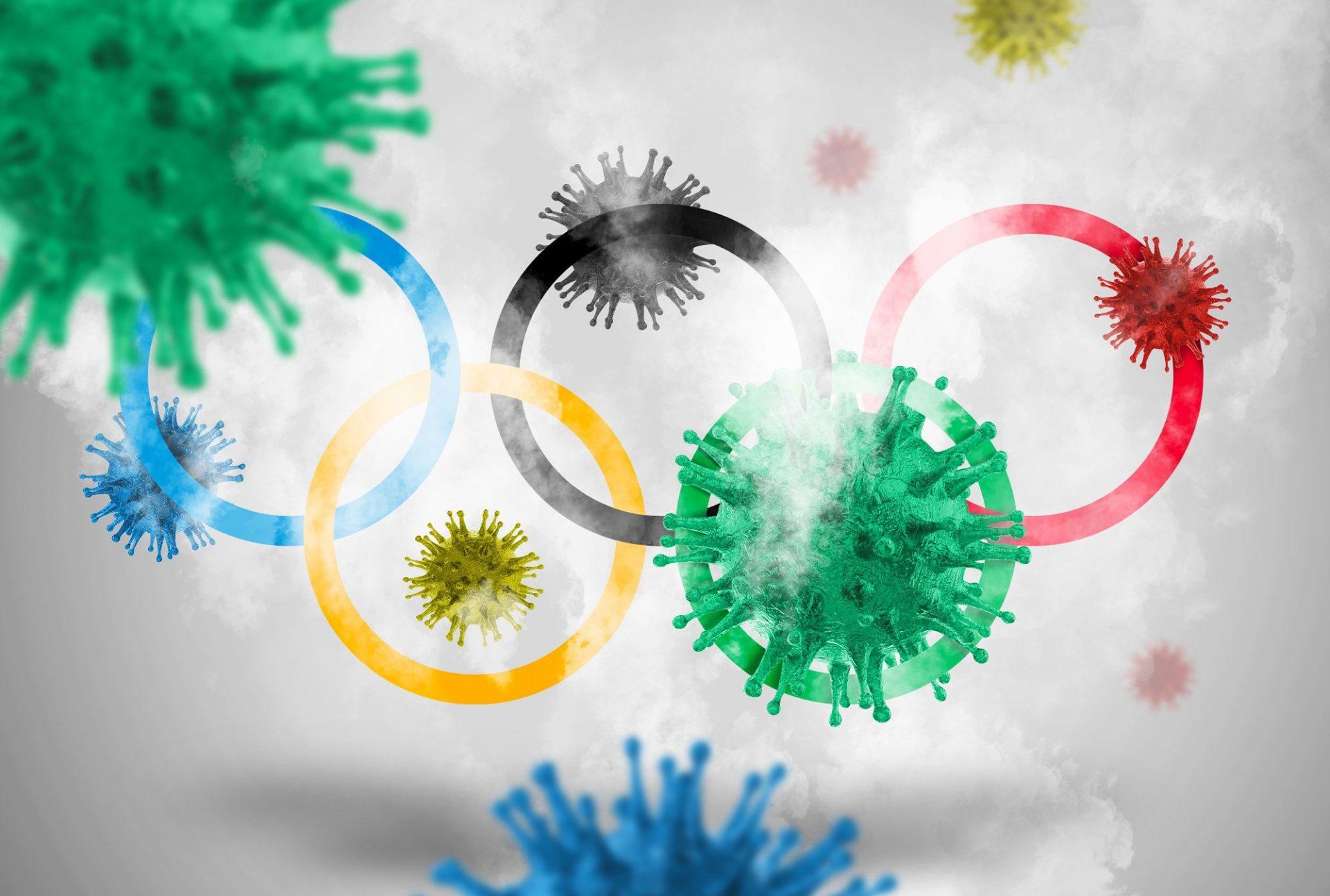 DP#5 Coverbeeld Olympische Spelen Corona