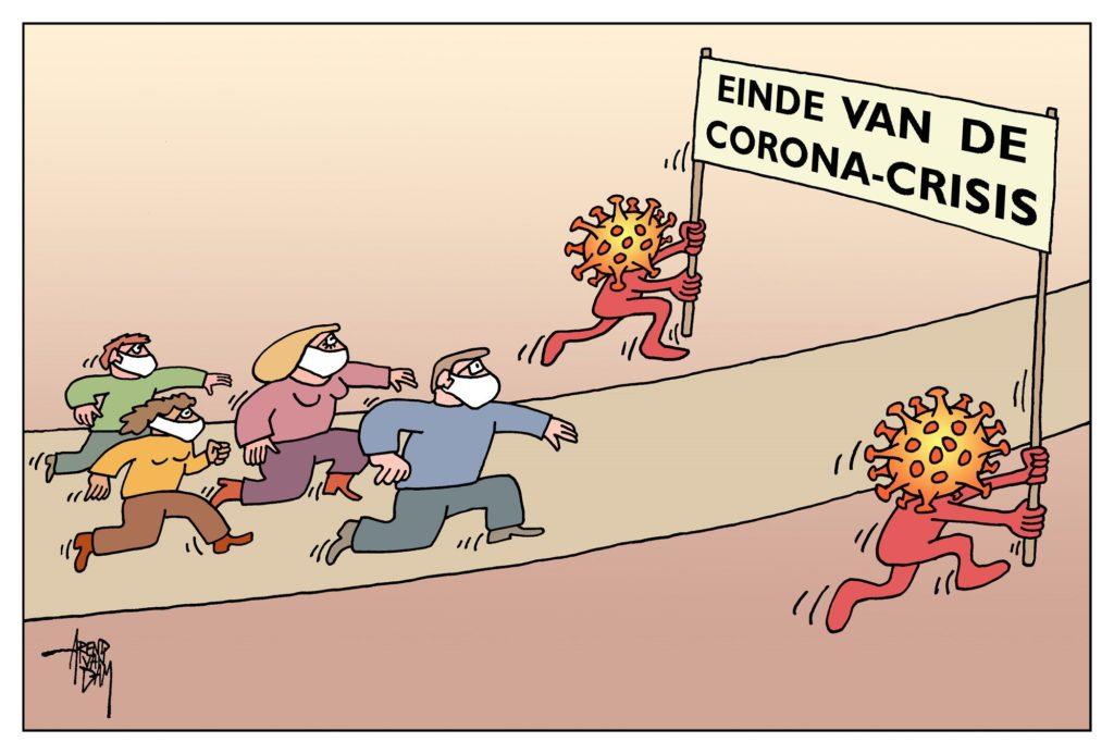 Einde vd CoronaCrisis+